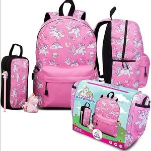 • Unicorn Backpack